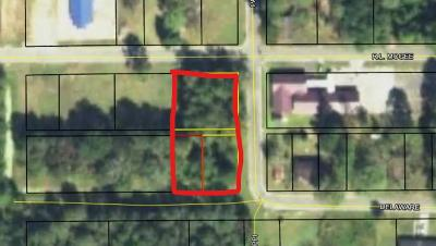 Waycross Residential Lots & Land For Sale: 1911 Panama Ave