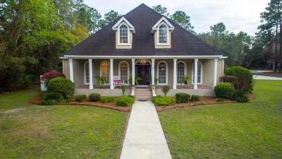 Blackshear Single Family Home For Sale: 1419 S River Oaks Dr