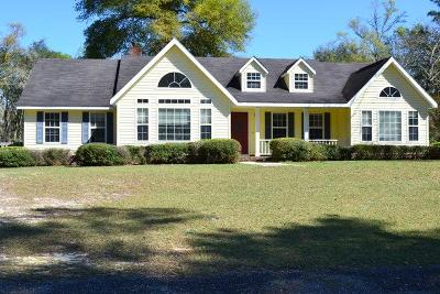 Waycross Single Family Home For Sale: 2620 Winchester Dr.