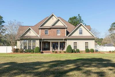 Single Family Home For Sale: 715 Stonewall Jackson Place