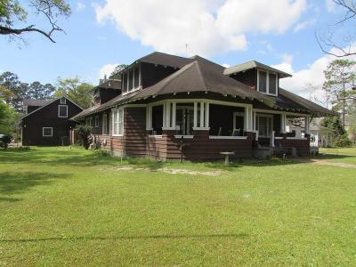 Waycross Single Family Home For Sale: 510 E Oneida