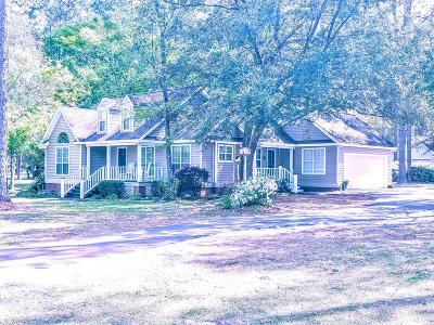 Blackshear Single Family Home For Sale: 4009 Cardinal Dr