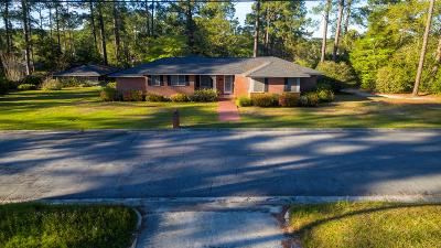 Waycross Single Family Home For Sale: 1221 Richmond Ave