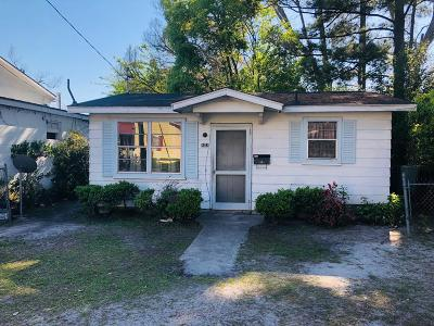 Waycross Single Family Home For Sale: 803 Jones
