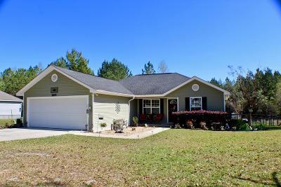 Blackshear Single Family Home For Sale: 909 Azalea Street