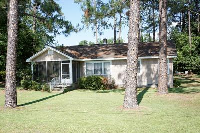 Waycross Single Family Home For Sale: 2104 Darling Avenue