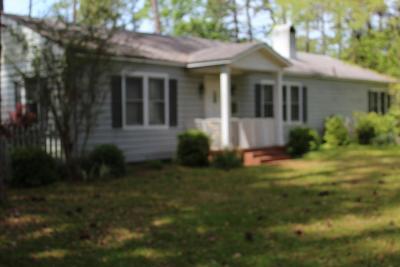 Waycross Single Family Home For Sale: 1507 Dean Drive