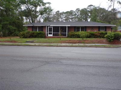 Waycross Single Family Home For Sale: 2541 Tebeau