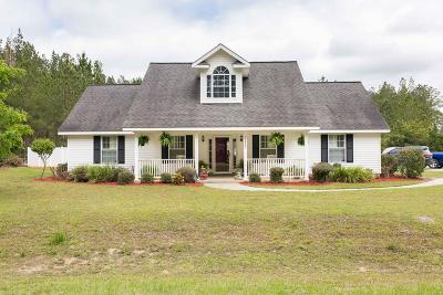 Single Family Home For Sale: 5112 Pineview Church Rd