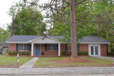 Waycross Single Family Home For Sale: 911 Cherry St.
