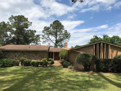 Waycross Single Family Home For Sale: 1301 Richmond Ave