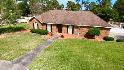 Waycross Single Family Home For Sale: 826 Hitching Post Lane