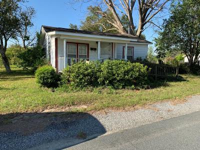 Alma Single Family Home For Sale: 511 E 17th Street