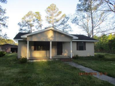 Waycross Single Family Home For Sale: 2254 Swamp Rd