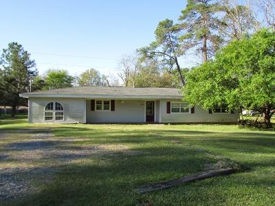 Waycross Single Family Home For Sale: 3027 Albany Ave