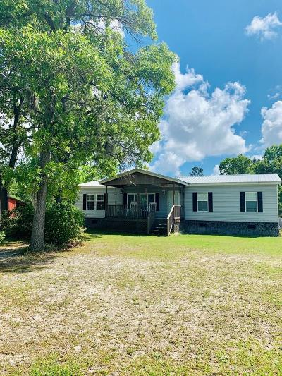 Hortense GA Single Family Home For Sale: $99,999