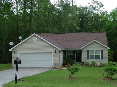 Blackshear Single Family Home For Sale: 935 Azalea St