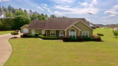 Blackshear Single Family Home For Sale: 6123 Stoney Brook Drive