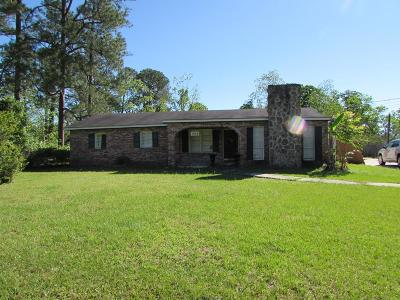 Waycross Single Family Home For Sale: 1548 Westwood Rd