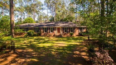 Blackshear Single Family Home For Sale: 5782 College Ave