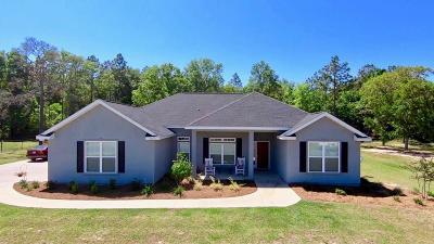 Waycross Single Family Home For Sale: 2619 Lejuene Road