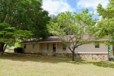 Waycross Single Family Home For Sale: 3475 Lark Ridge