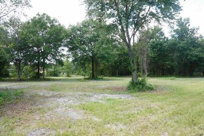Waycross Residential Lots & Land For Sale: 0000 Lot 6 Saddle Circle