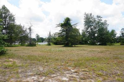 Waycross Residential Lots & Land For Sale: 0000 Lot 2 Saddle Circle