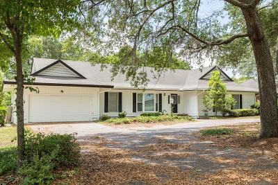 Blackshear Single Family Home For Sale: 1369 N. River Oaks Dr