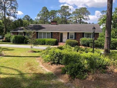 Homerville Single Family Home For Sale: 282 Pine Street