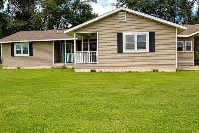 Waycross Single Family Home For Sale: 2074 Carswell Ave