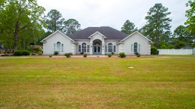 Waycross Single Family Home For Sale: 993 Lynn Dr