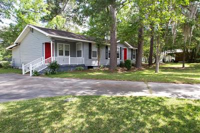 Waycross Single Family Home For Sale: 1962 Elaine Ave.