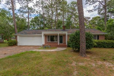 Waycross Single Family Home For Sale: 903 Euclid