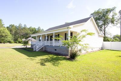 Homerville Single Family Home For Sale: 264 North College Street