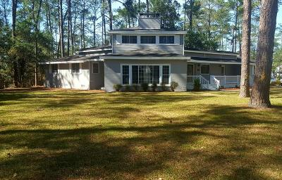 Waycross Single Family Home For Sale: 1617 Satilla