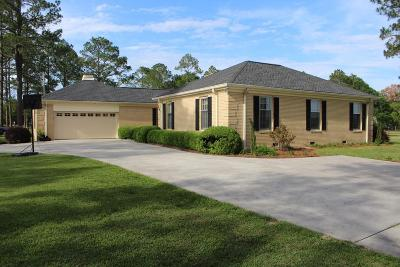 Waycross Single Family Home For Sale: 3543 Needham