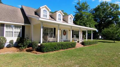 Waycross Single Family Home For Sale: 1022 Lawhorne Drive