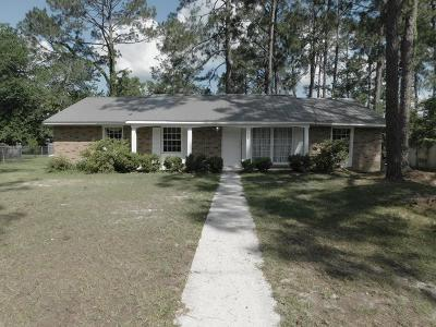 Waycross Single Family Home For Sale: 2105 Lakeview Dr.