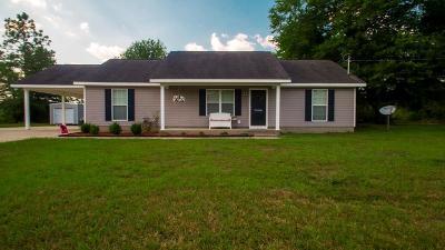 Blackshear Single Family Home For Sale: 2604 Hemlock Way