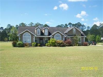 Blackshear Single Family Home For Sale