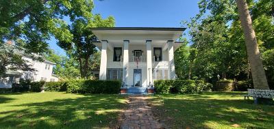 Blackshear Single Family Home For Sale: 207 Park St