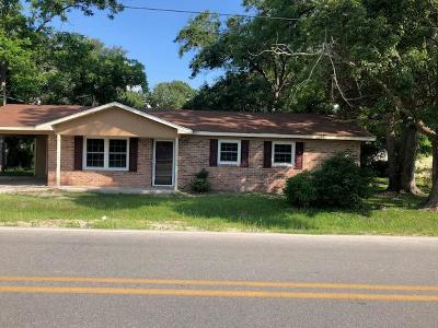 Homerville Single Family Home For Sale: 593 West Plant Ave.