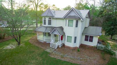 Blackshear Single Family Home For Sale: 100 Pittman St