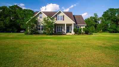 Blackshear Single Family Home For Sale: 1002 Substation Road