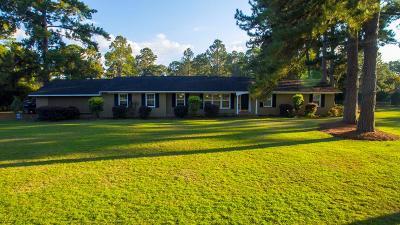 Blackshear Single Family Home For Sale: 214 Burney Branch Cir