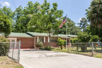Waycross Single Family Home For Sale: 4030 Lynn Ave Ext