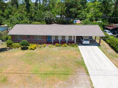 Waycross Single Family Home For Sale: 1215 Shawnee Drive