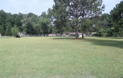 Waycross Residential Lots & Land For Sale: Lot 5, Block A-Blue Jay Trail