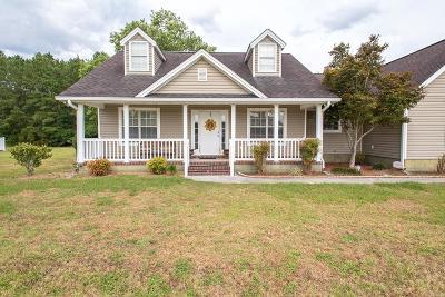 Blackshear Single Family Home For Sale: 6317 Sun Dell Cir